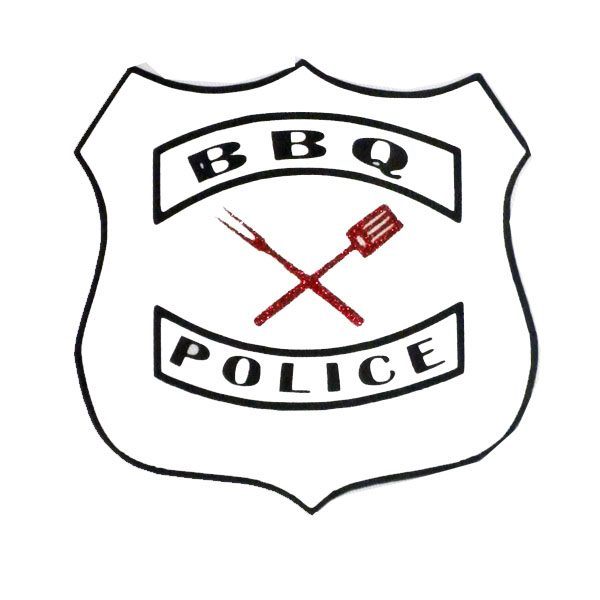 Custom Design BBQ Police