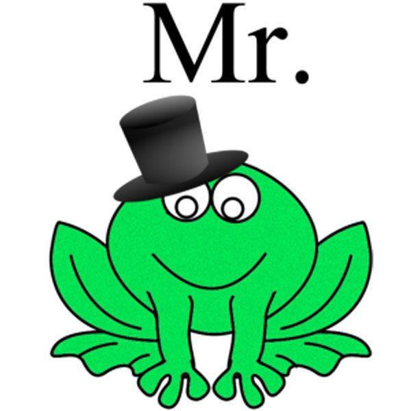 Good Luck Frog