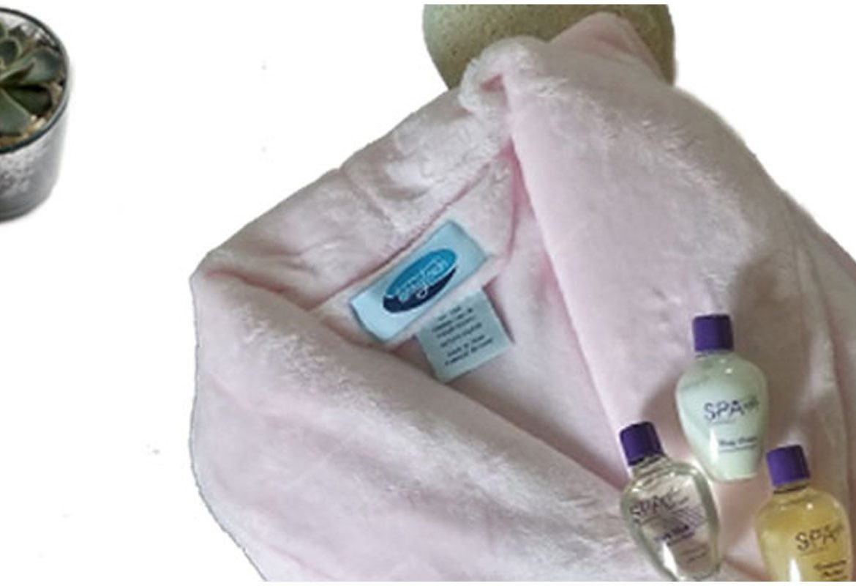 Microfiber Plush Robes